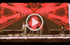 Waterfall - live @ elevation festival 2012